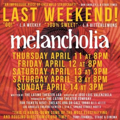 Last Weekend Mel