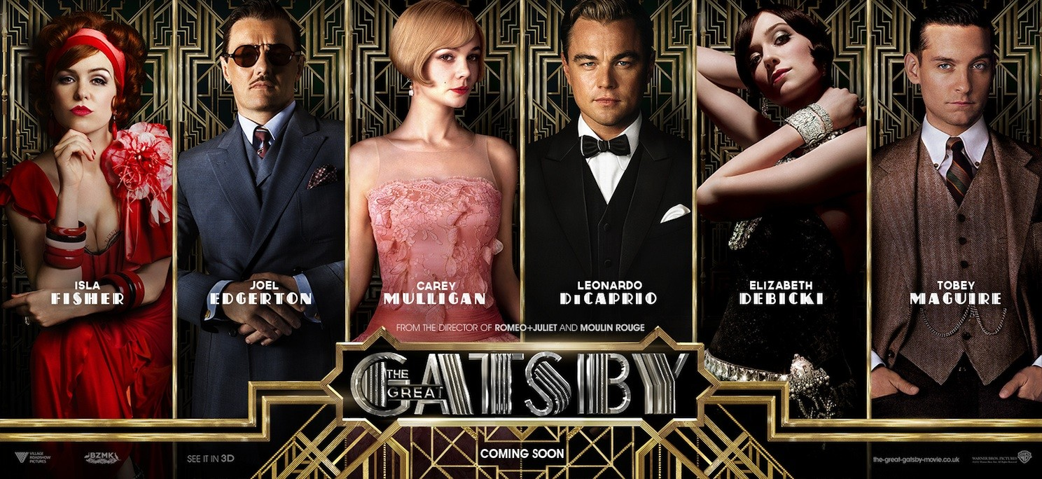 who is nick dating in the great gatsby