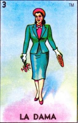 La Dama Loteria