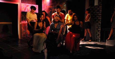 Photos courtesy of INTAR Theatre/Unit 52.